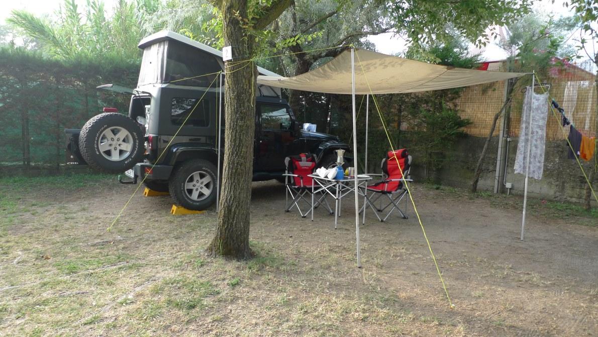 Das erste Camp mit UrsaMinor