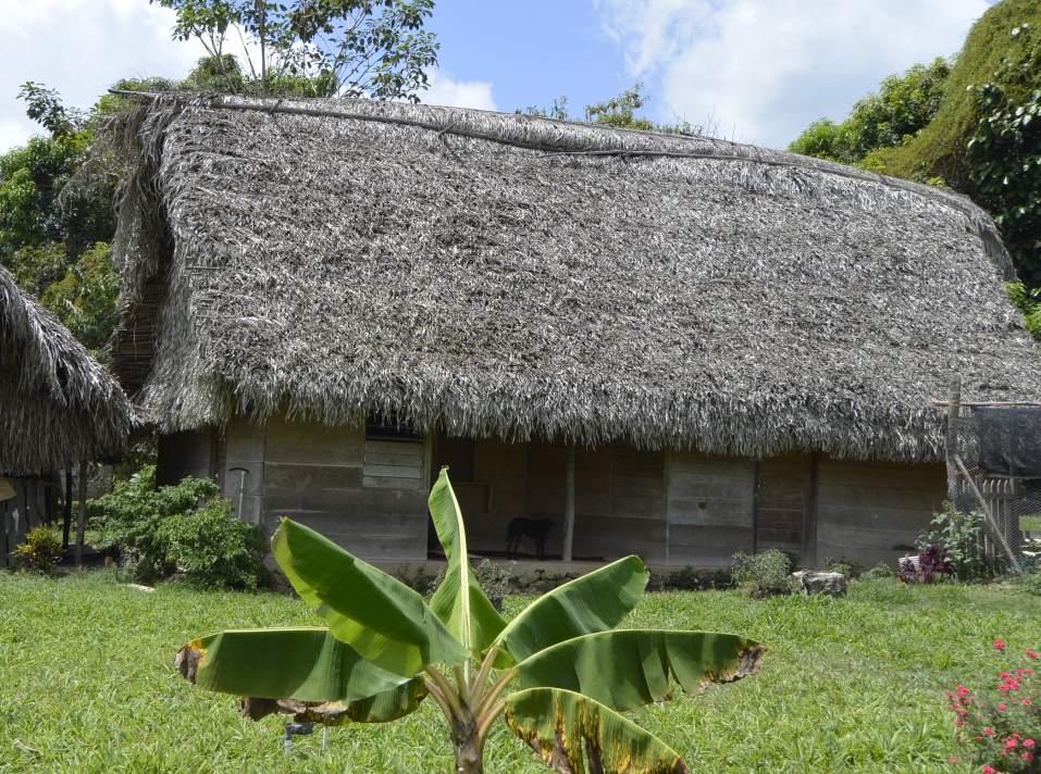 Maya-Dorf