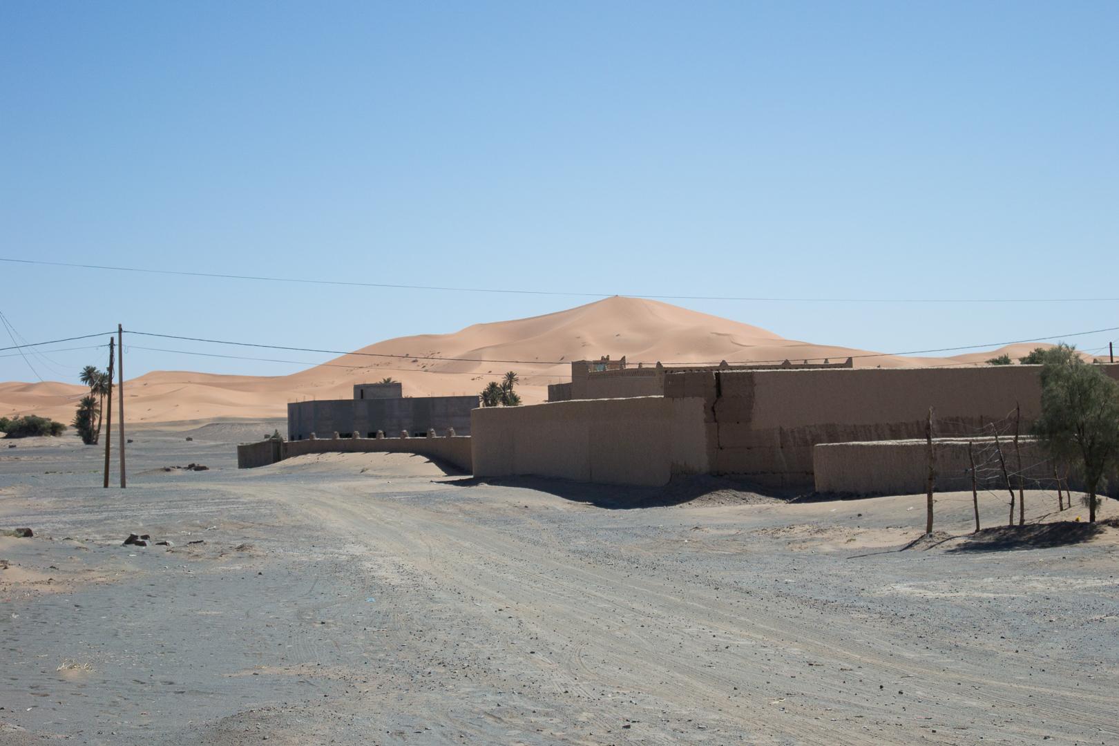 Die Wüste ruft