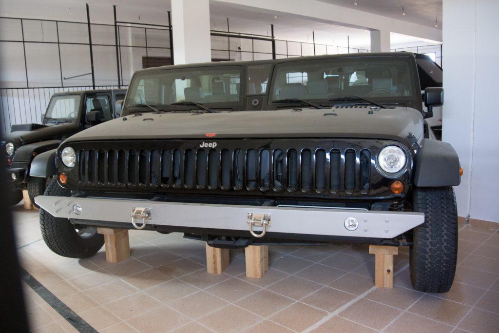 Doppel-Jeep