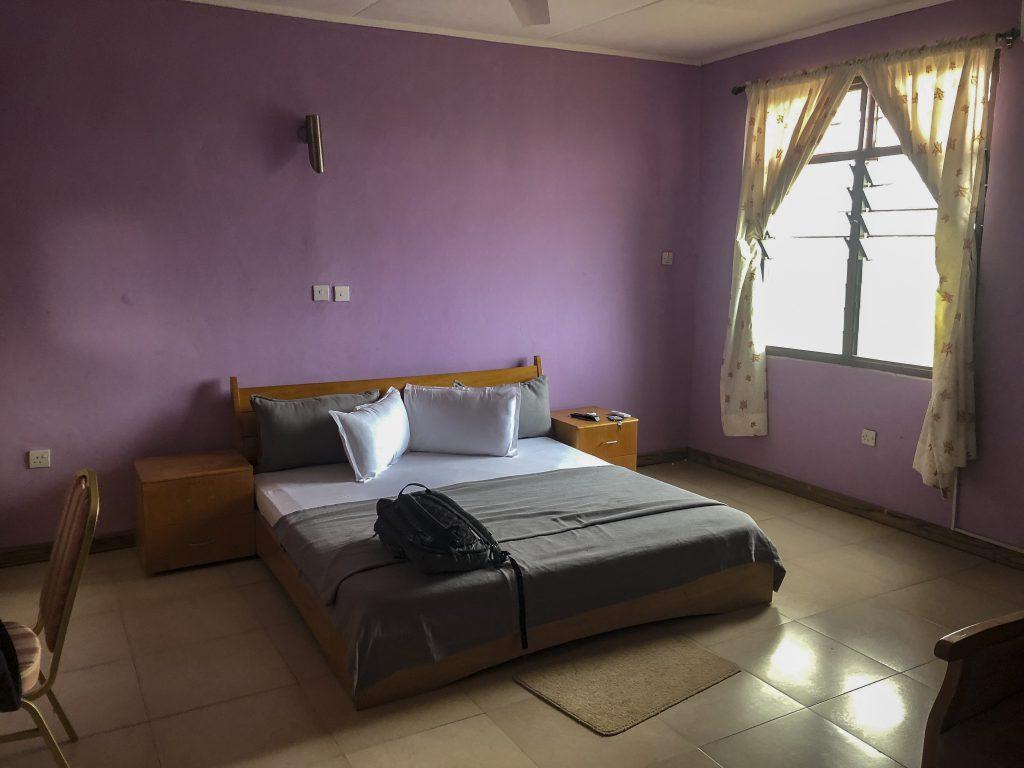 Hinterland: Kumasi